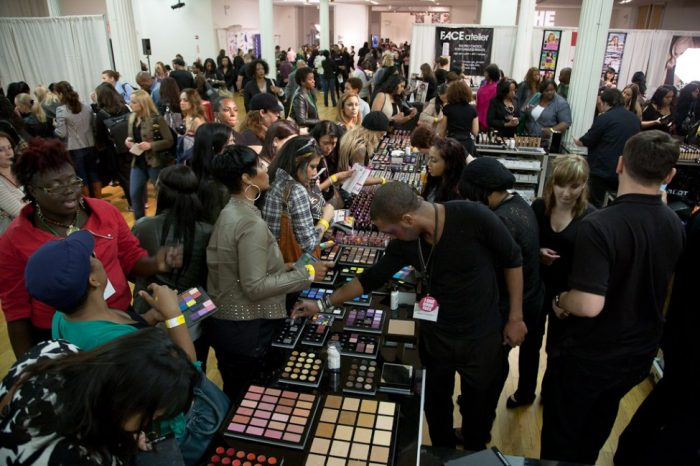 The Makeup Show- New York, May 2019