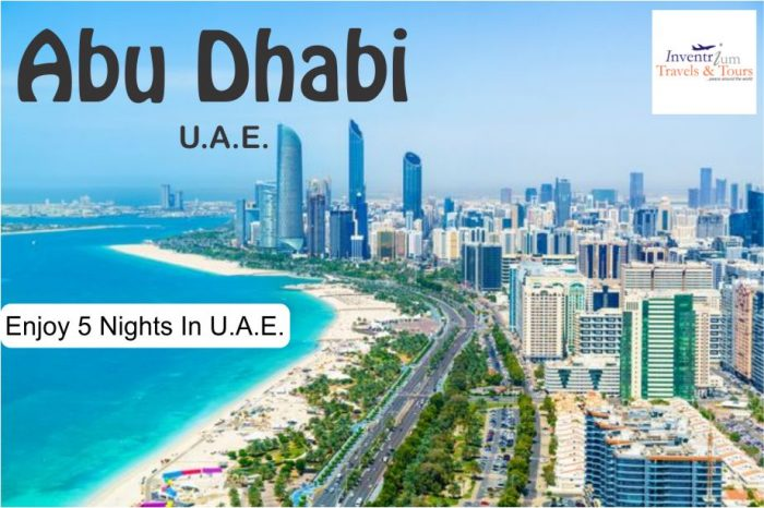 Abu Dhabi Package