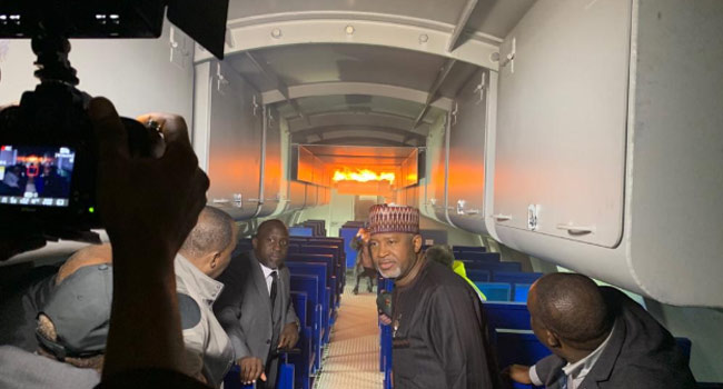 FG Spends Over Five Billion Naira On Aviation Fire Training Facility