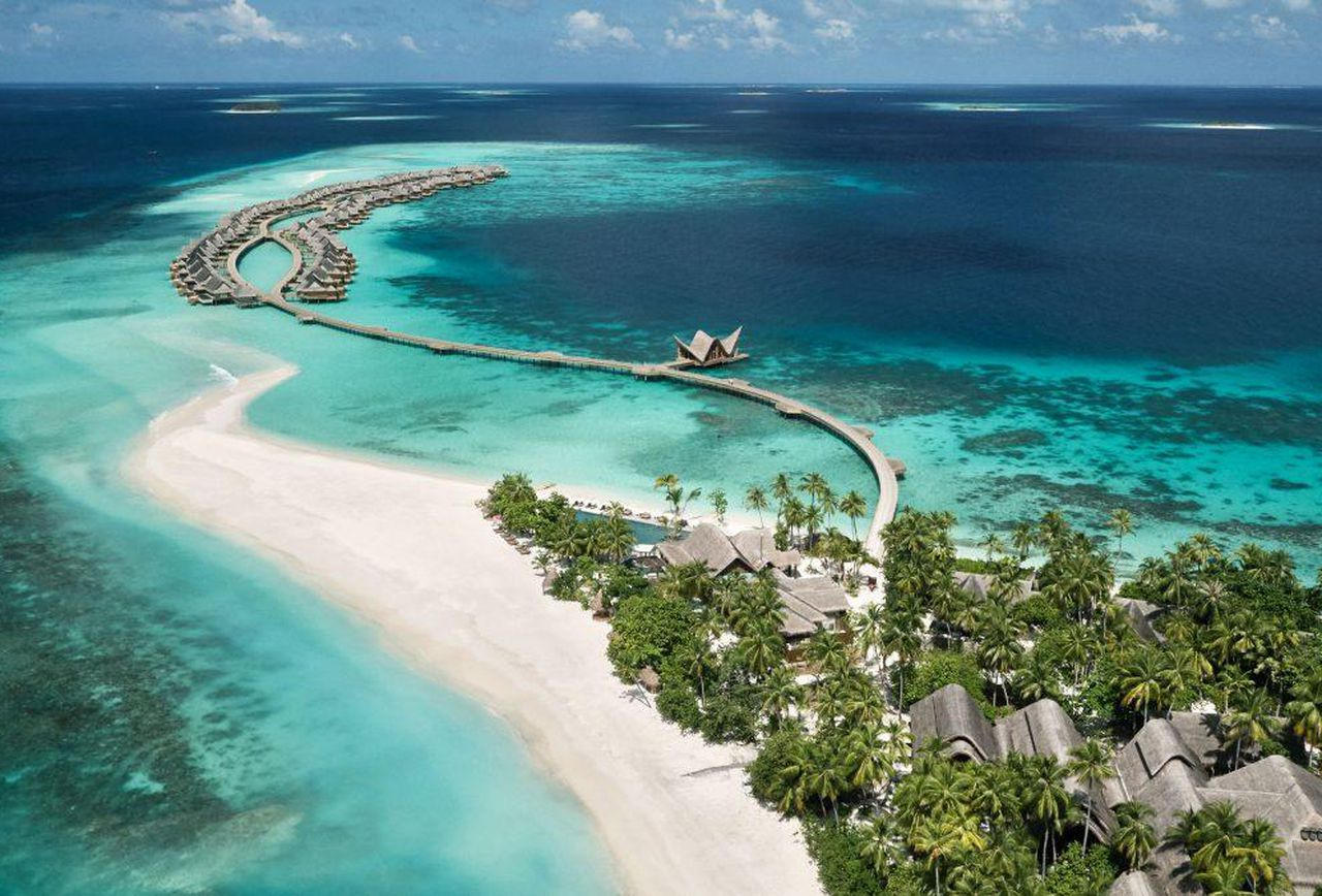 A Look At Joali, One Of The Maldives' Most Luxurious Resorts