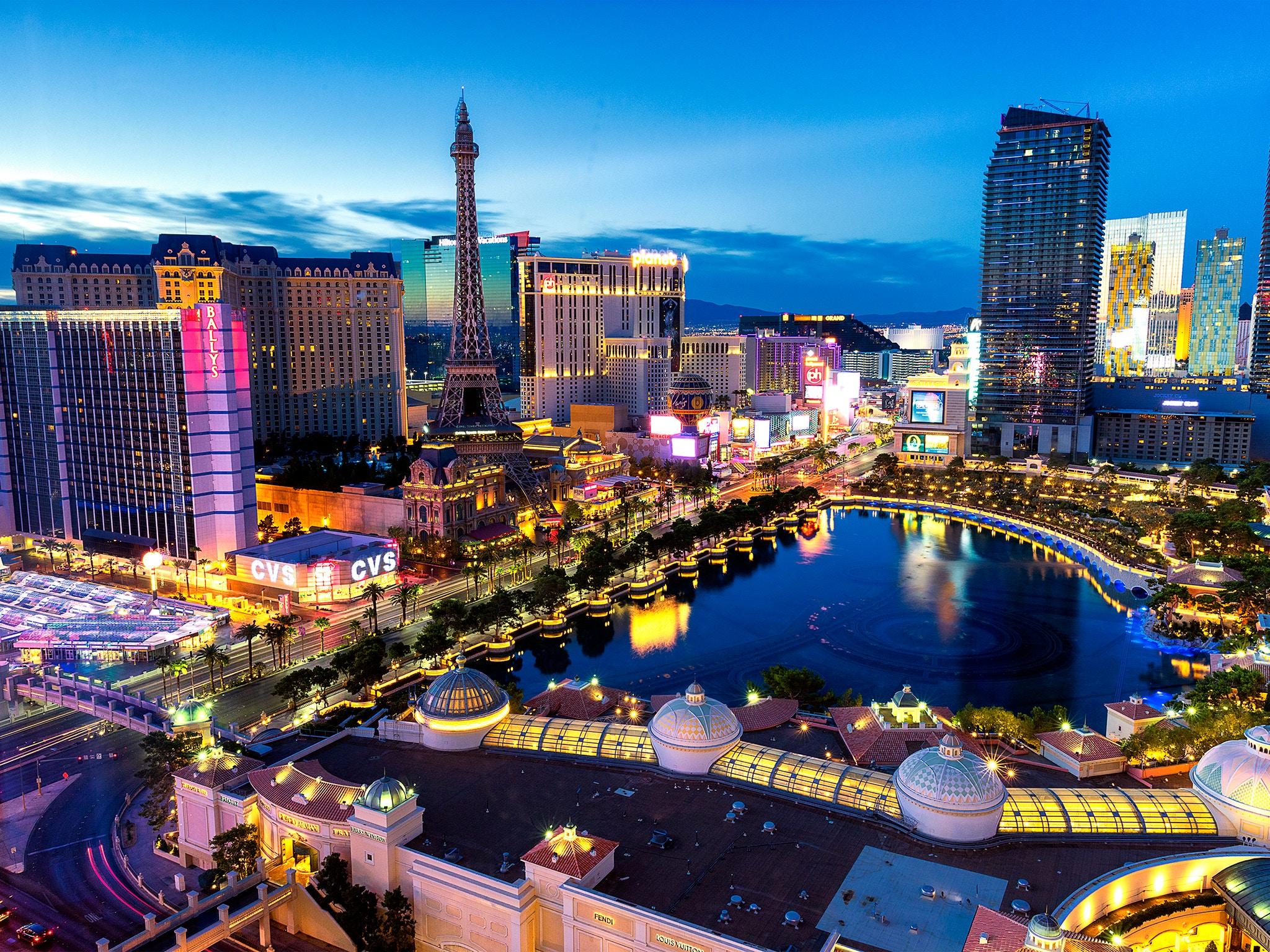 Five Reasons To Visit Las Vegas Now