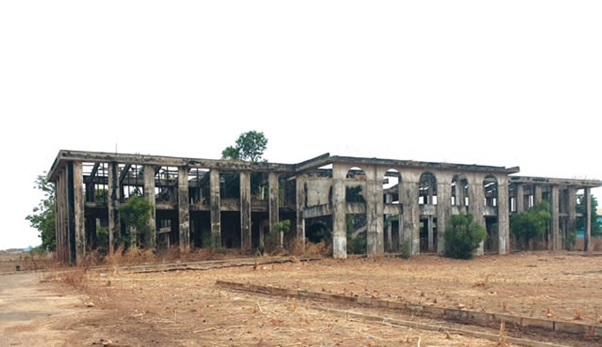 Zungeru: Crumbling tourist sites adorn forgotten former Nigeria's capital