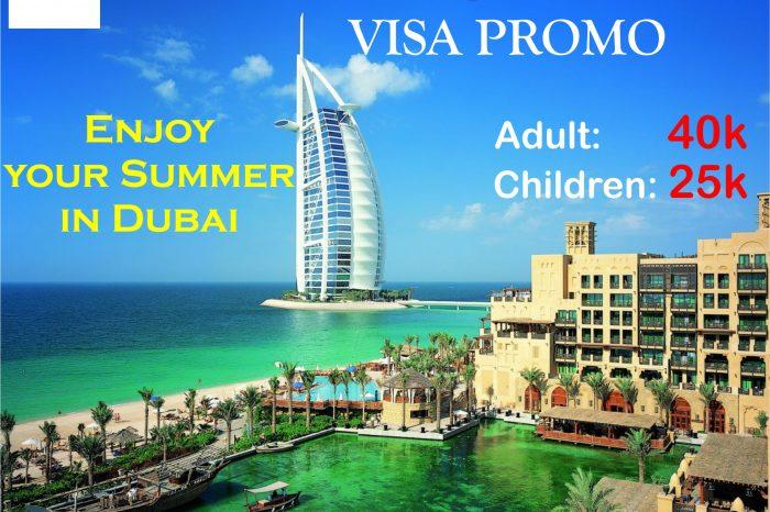 Dubai Visa promo