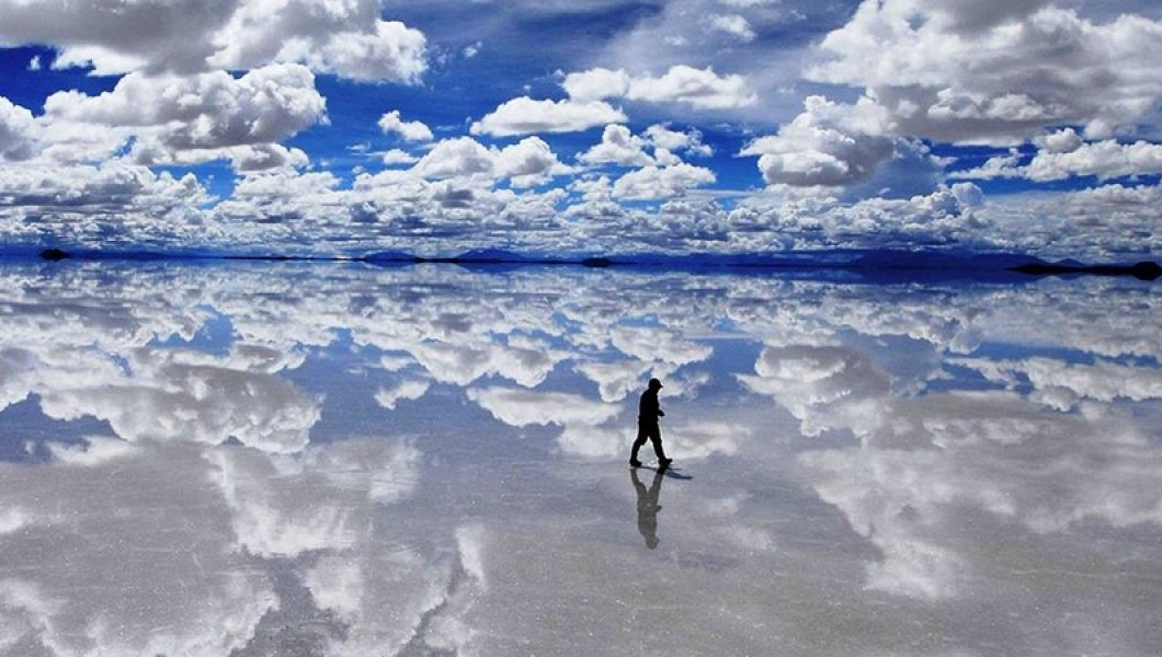 Salar De Uyuni: Where To Find The World's 'Mirror Of God'