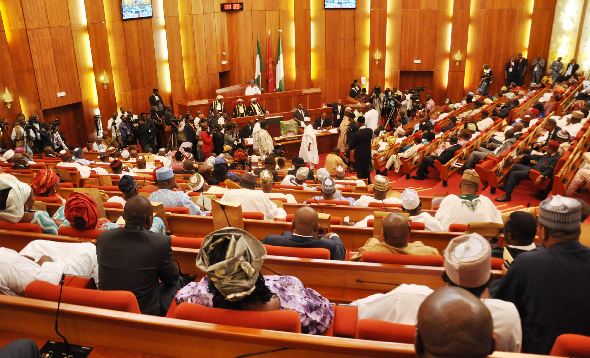 Senate moves to revive tourist sites in Nigeria