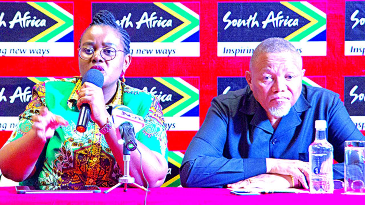 Nigeria-South Africa Relations: Kubayi-Ngubane meets tourism stakeholders in Lagos