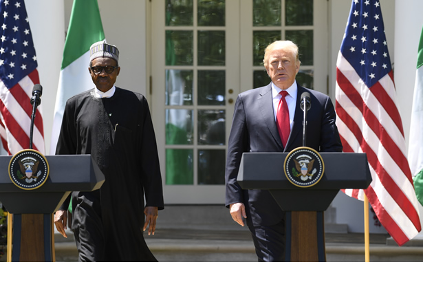 The Trump administration has confirmed visa bans on four African countries, including Nigeria