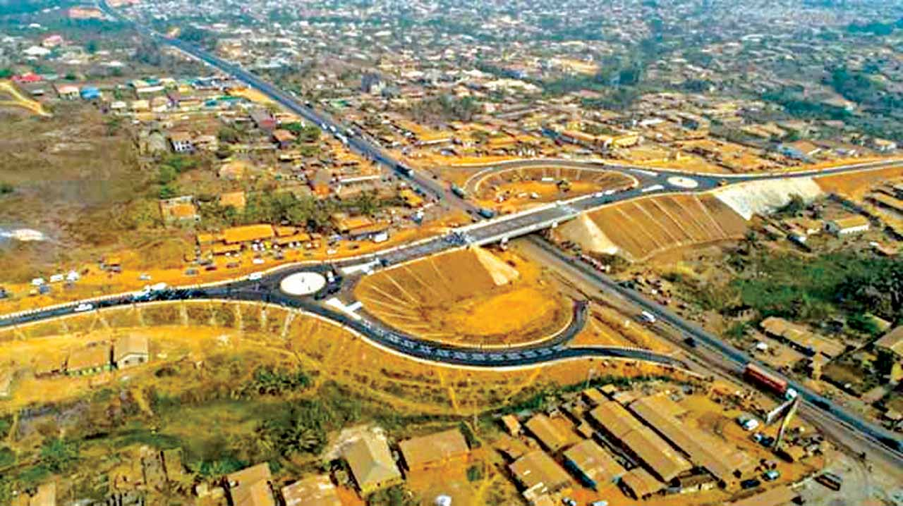 First inter-change bridge in Ondo, freedom from all death knells