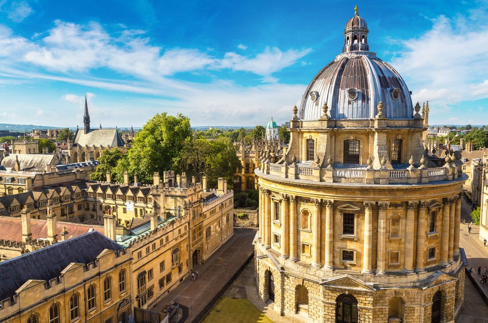 8 Interesting Things To Do When You Visit Oxford, England