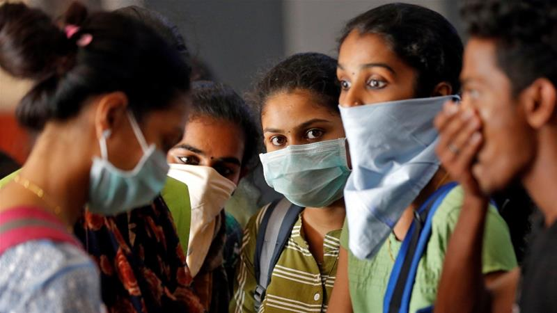 India suspends visas in attempt to contain coronavirus spread