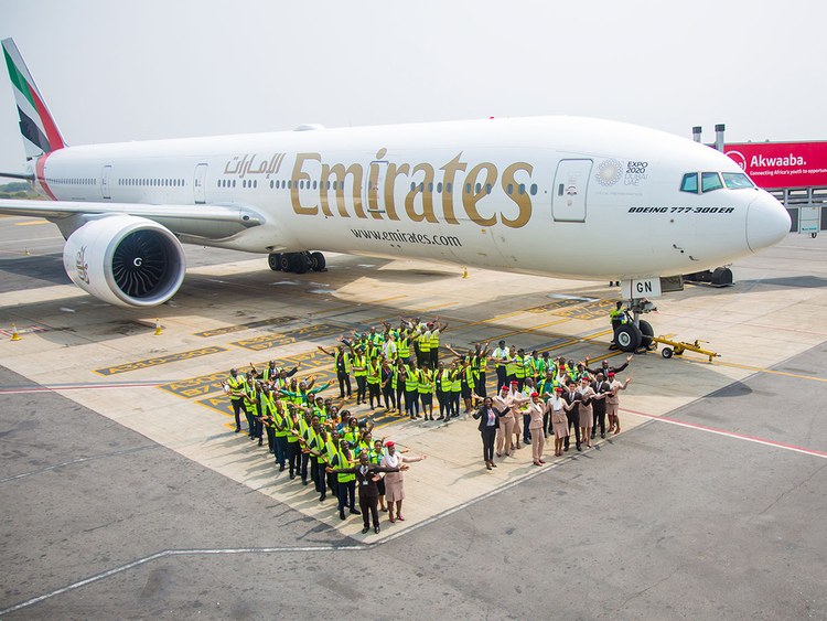 Emirates suspends most passenger flights, retains cargo operations