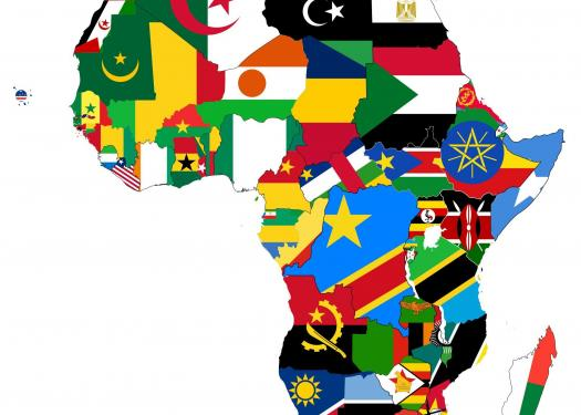 The Smallest Countries In Africa