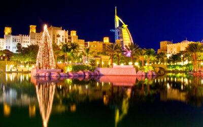 Christmas in Dubai – 22nd – 29th Dec, 2020