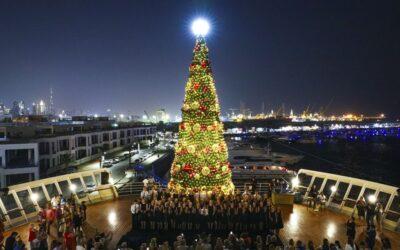 Xmas in Dubai – 23rd – 28th Dec, 2020