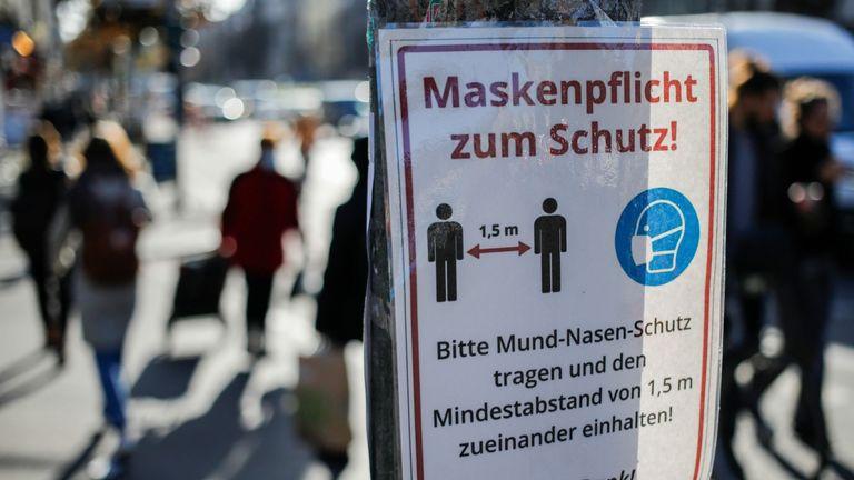 Coronavirus: Germany and Sweden added to UK travel quarantine list