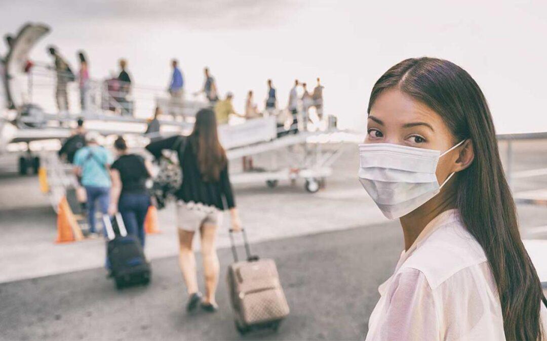 Traveling? Be Prepared to Quarantine