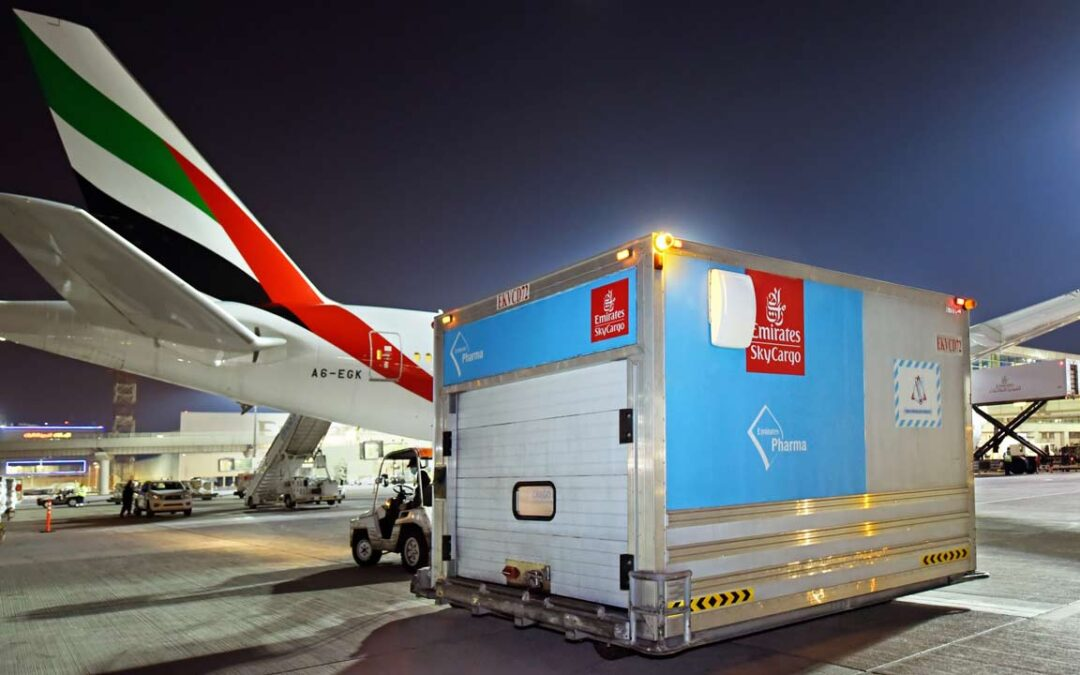 Boost for Dubai tourism as Emirates delivers first batch of Pfizer-BioNTech COVID-19 vaccines