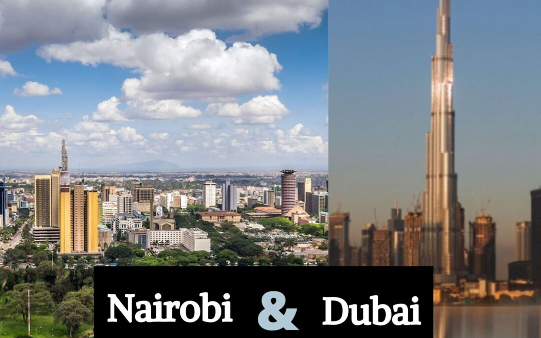 Nairobi and Dubai Package – 11th – 20th Feb, 2021